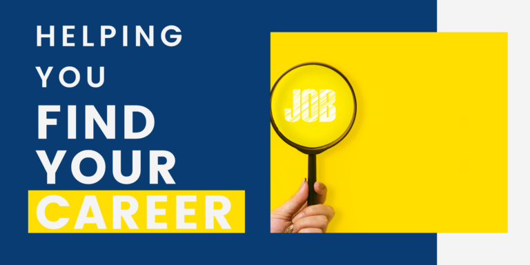 Helping You Find Your Career